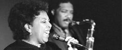 Etta Jones - Chanteuse de Jazz