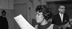 Gloria Lynne - Chanteuse de Jazz