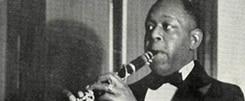 Johnny Dodds - Artiste de Jazz
