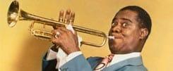 Louis Armstrong - Chanteur de Jazz