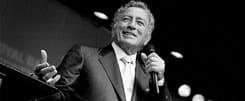Tony Bennet - Chanteur de Jazz