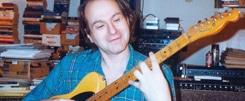 Ted Greene - guitariste de Jazz
