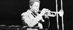 Wallace Davenport - trompettiste de Jazz