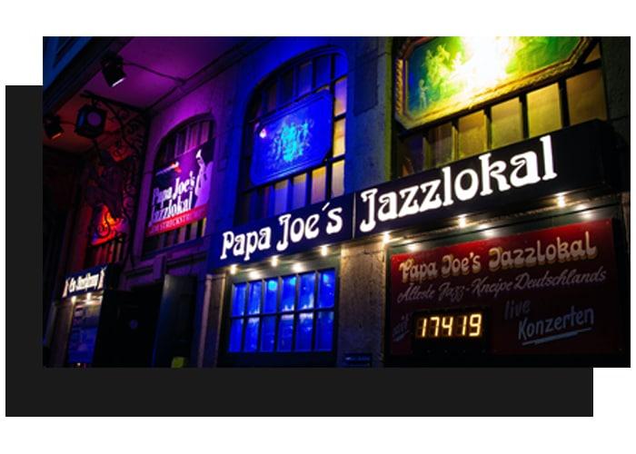 papa Joes - Bar de jazz