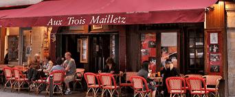 Aux trois mailletz - Bar de Jazz