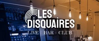 Bar de Jazz - Les disquaires
