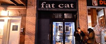Fat Cat - Bar Jazz