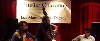L'Atelier Charonne Gypsy - Bar Jazz