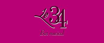 Le 34 - Bar Jazz Paris