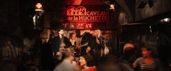 Le caveau de la Huchette - Bar Jazz