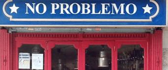 No Problemo - Bar Jazz Paris